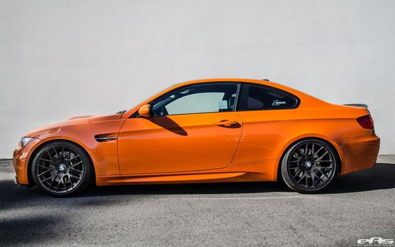 12314712 10153287777002205 6678737044709396716 o BMW E92 M3 V8 in Fire Orange   Tuning by EAS
