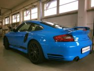 12341263 1106221209388591 2109027787650685096 n 190x143 Porsche 911 (996) Turbo Folierung in Rivierablue by 2M Designs