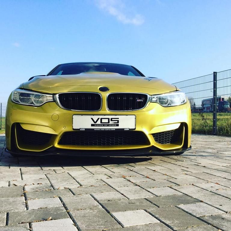 12348092 927179073985922 971915543041632259 n Austin Yellow BMW M4 F82 mit VOS Cars Carbon Parts