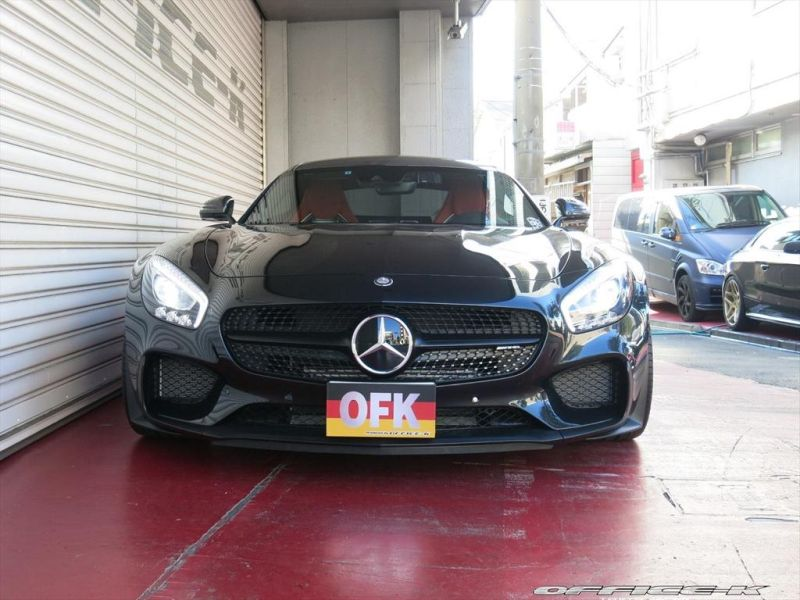 12356862 737405036392077 6553485113259794624 o Mercedes Benz AMG GTs   Tuning by Office K