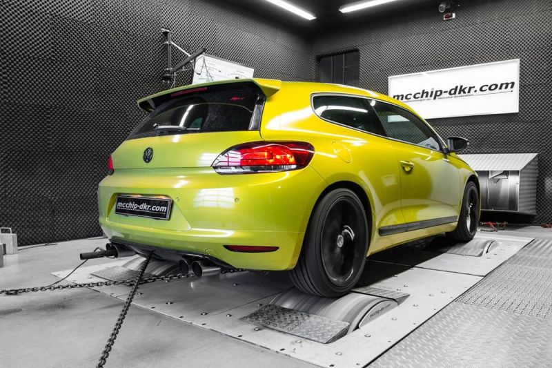 12363182 10153668657146236 3444232718396817859 o VW Scirocco 1.4 TFSI mit 256PS & 320Nm by Mcchip DKR