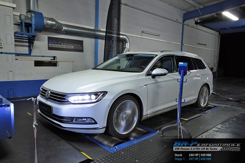 12366138 1062349227129833 5824452111807165400 o VW Passat B8 4Motion mit 307PS & 606NM by BR Performance