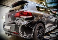 12371180 1092544757446730 3597007782821251521 o 190x132 Black broken Ice Folierung by CMD am VW Golf VI R Design