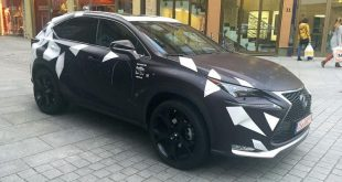 12376179 942405192520995 73266048293588988 n 310x165 Lexus NX im Star Wars Look by Rene Turrek