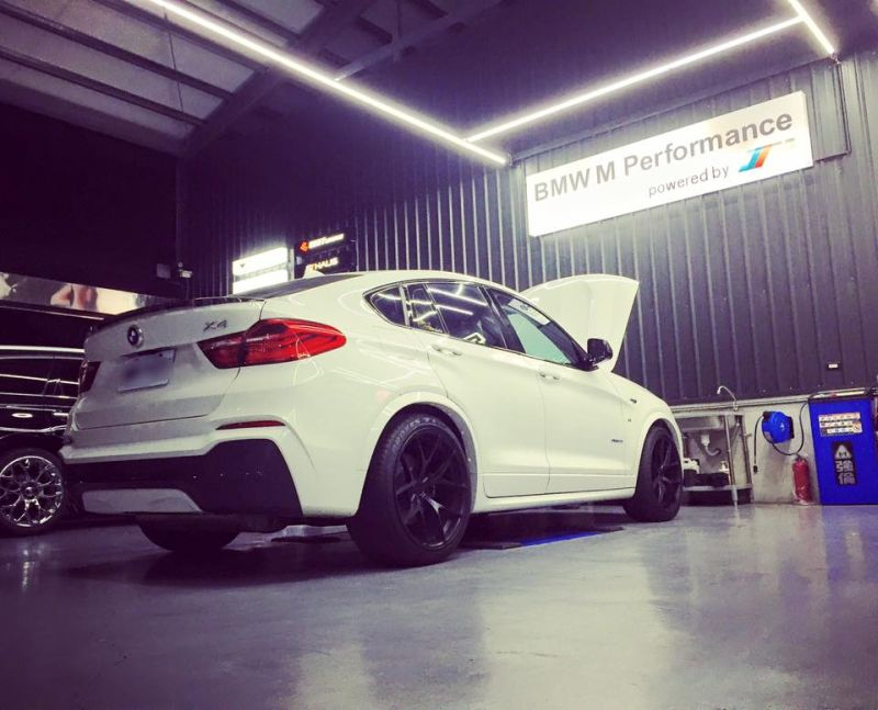 1867 985541554839935 3859107304189920734 n EDO Design tunt den BMW X4 F26 M Performance