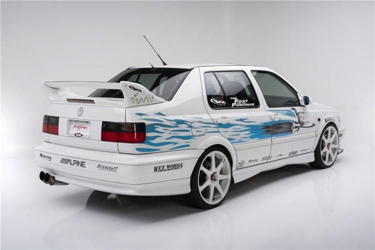 "189640 Rear 3 4 Web tuning car 3 zu verkaufen: VW Jetta aus ""The Fast and the Furious"""
