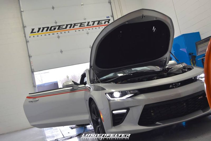 2016 chevrolet camaro ss already gets supercharged 1 Kompressor Power für den Chevrolet Camaro SS by Lingenfelter