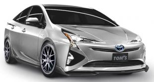 2016 toyota prius by tom s racing 1 310x165 2020 Limited Edition Toyota Century vom Tuner TOM's