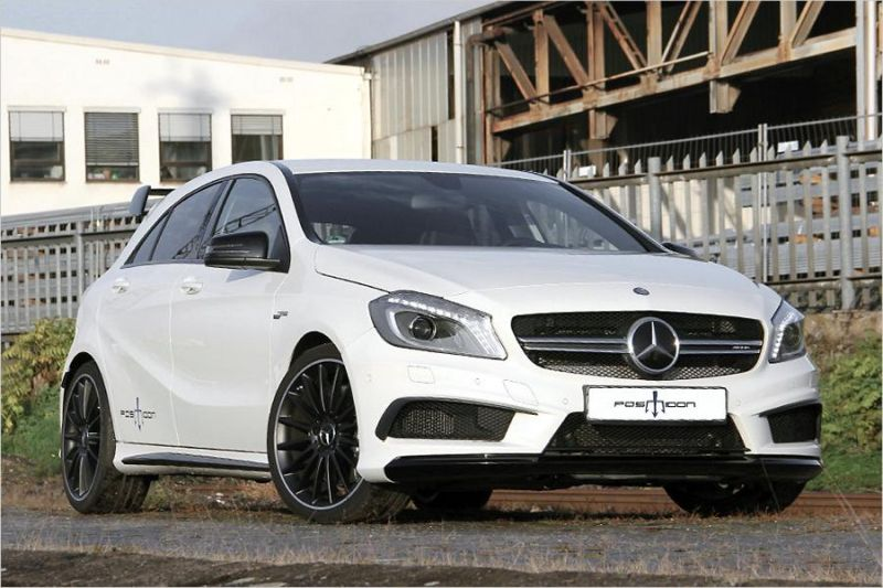 37728 posaidon mer 16 a45 amg 1 big 1 Mercedes Benz A45 AMG 4Matic mit 485PS by Posaidon