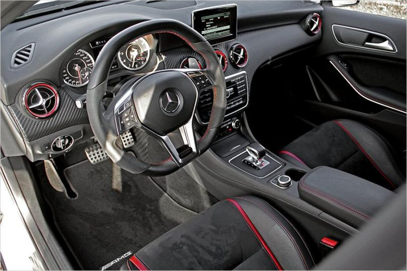 37728 posaidon mer 16 a45 amg 1 big 7 Mercedes Benz A45 AMG 4Matic mit 485PS by Posaidon