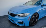 A Yas Marina Blue BMW F82 M4 With A Lightweight Upgrade 7 190x119 BMW M4 F82 in Yas Marina Blue   Tiefer & mehr schick!