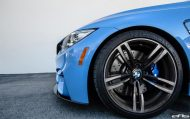 A Yas Marina Blue BMW F82 M4 With A Lightweight Upgrade 8 190x119 BMW M4 F82 in Yas Marina Blue   Tiefer & mehr schick!