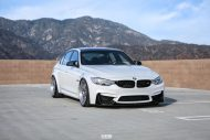 Alpine White BMW F80 M3 With A Few Aftermarket Parts 3 190x127 ModAuto tunt den BMW M3 F80 in Alpineweiß
