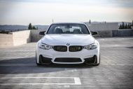 Alpine White BMW F80 M3 With A Few Aftermarket Parts 9 190x127 ModAuto tunt den BMW M3 F80 in Alpineweiß