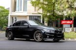 BMW 335i with HRE FF01 Wheels 1 tuning car 2 155x103 BMW 335i with HRE FF01 Wheels 1 tuning car 2