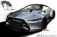 BMW M4 Mamba GT3 Street 01 1 tuning car 9 190x123 Mamba GT3 Street by Hoffy Automobiles   Basis BMW M4