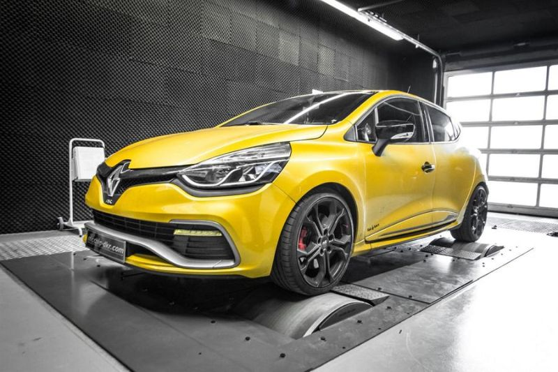 Chiptuning Mcchip-DKR Renault Clio RS 1.6 Turbo 5