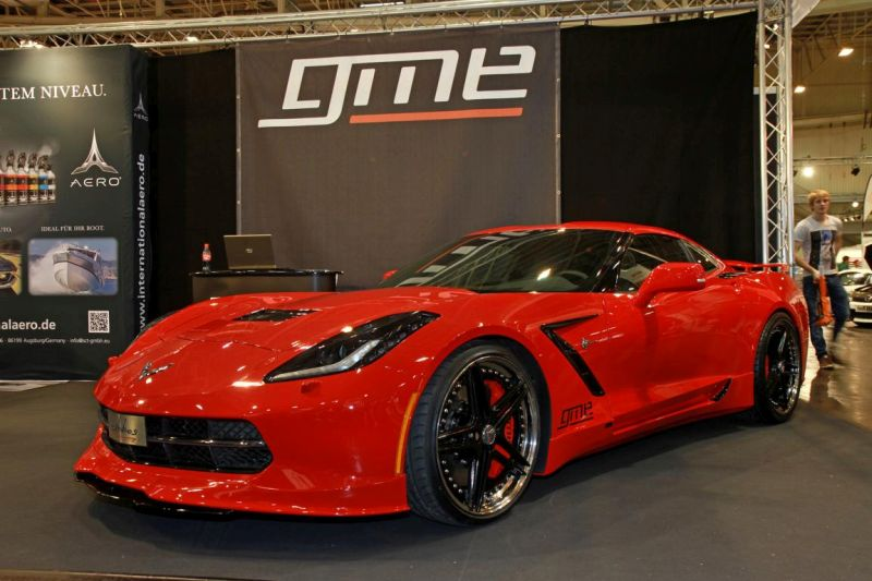 Corvette tuning by gme 670ps 1 Chevrolet Corvette C7/670 mit 670PS by GME