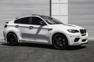 Custom BMW X6 1tuning e71 new 1 190x127 Phantom Motor Sport   Hamann BMW X6M mit Forgiato's