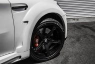 Custom BMW X6 1tuning e71 new 4 190x127 Phantom Motor Sport   Hamann BMW X6M mit Forgiato's