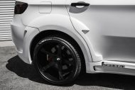 Custom BMW X6 1tuning e71 new 5 190x127 Phantom Motor Sport   Hamann BMW X6M mit Forgiato's