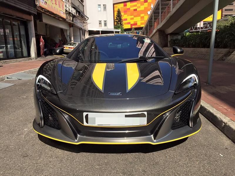 Custom McLaren 650S 1 tuning car 3 Dezenter Style   McLaren 650S by Impressive Wrap