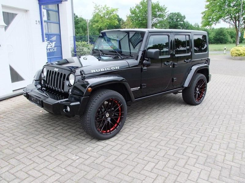 DSCF0148 tuning rubicon jeep 1 Mächtig   Hennessey HPE430 Jeep Wrangler Rubicon
