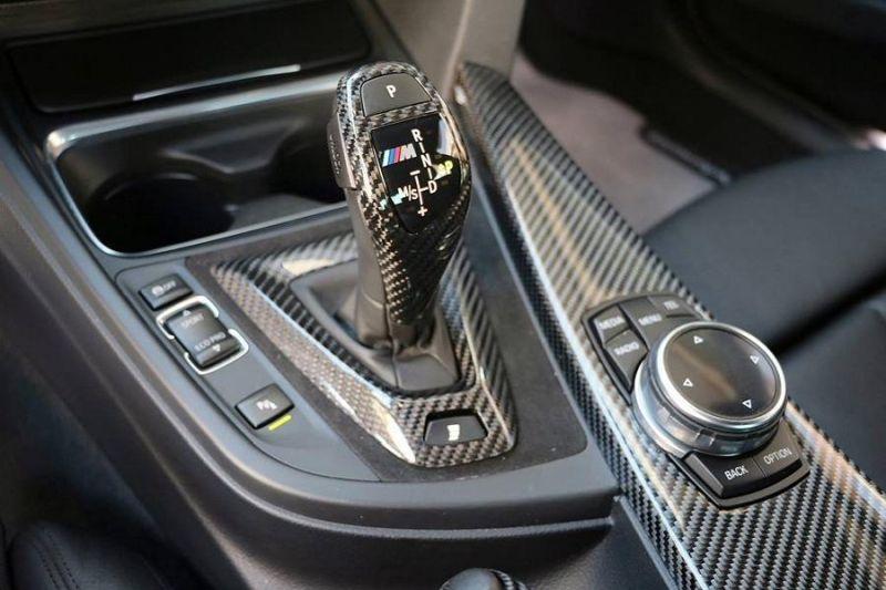 Garage Eve.ryn - Bodykit EVO30.1 BMW F30 Tuning Chrom Wrap Folierung (26)