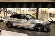 Garage Eve.ryn Bodykit EVO30.1 BMW F30 Tuning Chrom Wrap Folierung 53 190x127 Garage Eve.ryn   Brutalo EVO30.1 Bodykit am BMW 320d