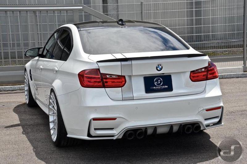Hamann Motorsport BMW M3 F80 DS automobile & autowerke Tuning Weiß (25)