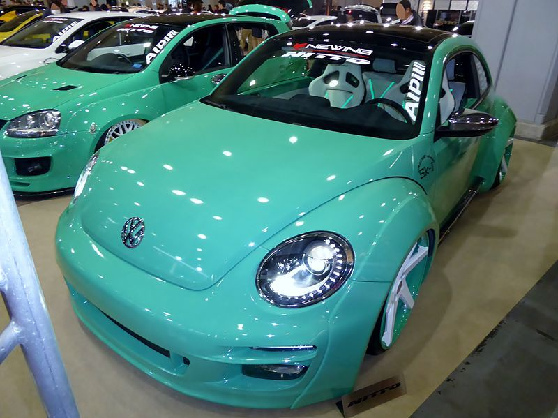 Vw Beetle Rsr Widebody Von Alpil In T 252 Rkis Tuningblog Eu