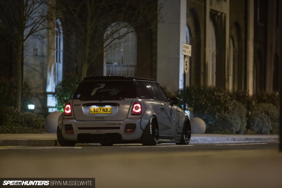 Liberty Walk Mini Cooper R56 Breitbau-Kit Tuning Widebody ...