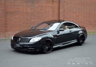 MEC Design Tuning Mercedes C216 CL500 meCCon CC5 Alufelgen 3 190x133 MEC Design   Tuning am Mercedes C216 CL500