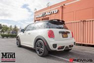 Mini F56 Cooper S Remus Exhaust tuning 2 190x127 Video: BMW Mini Cooper S mit Remus Sportauspuff
