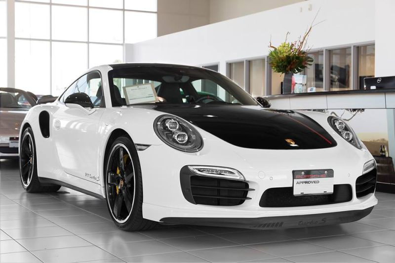 Pfaff Porsche 991 Turbo S Exclusive tuning car 1 zu verkaufen: Pfaff Tuning Porsche 991 (911) Turbo S