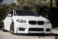 Prior Design BMW M5 Savini 1 190x127 Prior Design PD5XXF10 Bodykit am BMW M5