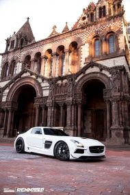 RENNtech SLS AMG Black Series Chiptuning Mercedes 10 190x285 RENNtech Mercedes SLS AMG Black Series auf ADV.1 Wheels