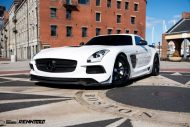 RENNtech SLS AMG Black Series Chiptuning Mercedes 15 190x127 RENNtech Mercedes SLS AMG Black Series auf ADV.1 Wheels