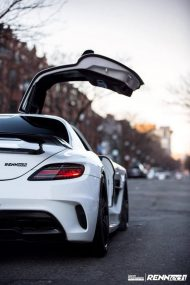 RENNtech SLS AMG Black Series Chiptuning Mercedes 5 190x285 RENNtech Mercedes SLS AMG Black Series auf ADV.1 Wheels