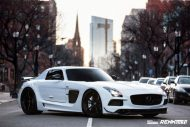 RENNtech SLS AMG Black Series Chiptuning Mercedes 6 190x127 RENNtech Mercedes SLS AMG Black Series auf ADV.1 Wheels