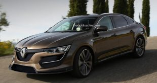 Renault Talisman RS tuning car 1 310x165 Rendering: Renault Talisman RS by Theophilus Chin