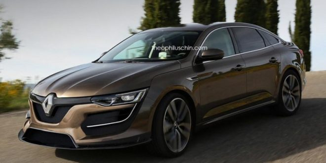 rendering renault talisman rs by theophilus chin magazin. Black Bedroom Furniture Sets. Home Design Ideas