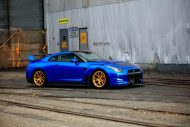 Strasse Wheels GT R nissan ams tuning 1 190x127 Strasse Wheels Alu's am AMS Performance GT R