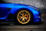 Strasse Wheels GT R nissan ams tuning 2 190x127 Strasse Wheels Alu's am AMS Performance GT R