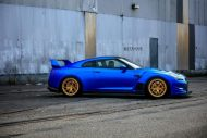 Strasse Wheels GT R nissan ams tuning 3 190x127 Strasse Wheels Alu's am AMS Performance GT R