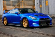 Strasse Wheels GT R nissan ams tuning 4 190x127 Strasse Wheels Alu's am AMS Performance GT R