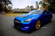 Strasse Wheels GT R nissan ams tuning 8 190x127 Strasse Wheels Alu's am AMS Performance GT R