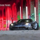 Tampi Corvette Stingray Widebody tuning car 6 155x155 Irre Geil   Corvette Stingray Widebody by Ivan Tampi Customs