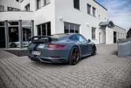 TechArt 991.2 Heckspoiler II 2017 Tuning 3 190x127 TechArt Porsche 911 (991) Facelift   Tuning Paket