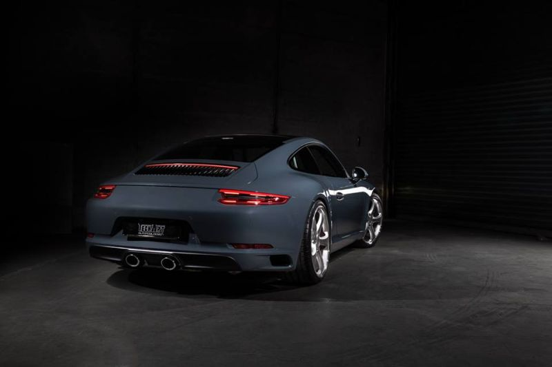 Techart Porsche 991 Facelift tuning 5 TechArt Porsche 911 (991) Facelift   Tuning Paket